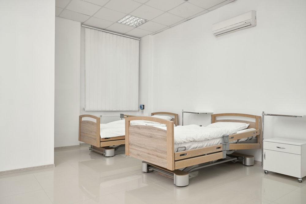 lọc không khí bệnh viện