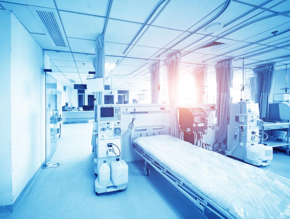 giải pháp khí sạch cho bệnh viện