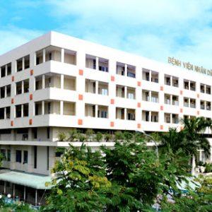 dự án bệnh viện nhân dân 115