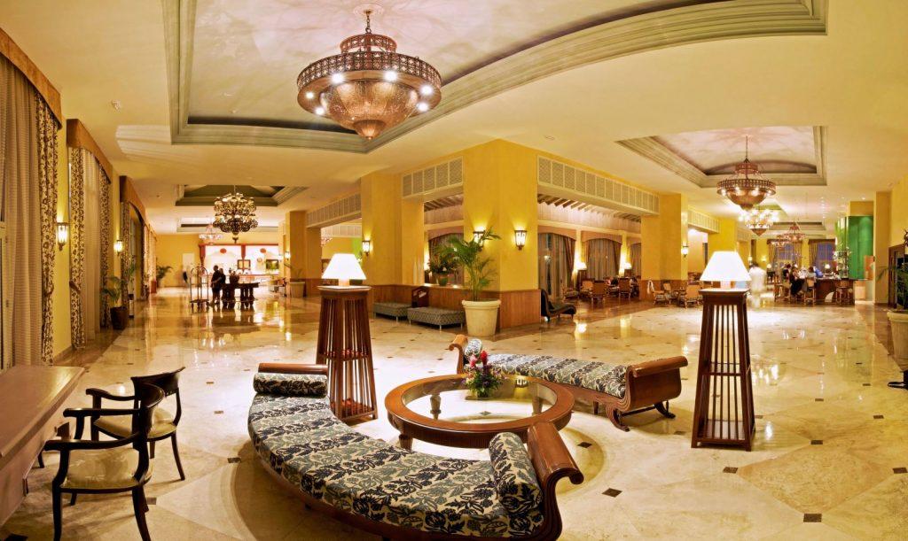 không gian khách sạn nhà hàng